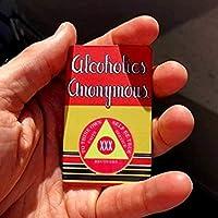 30年 AA チップ 「ファーストエディション」アルコール・アノニマスビッグブックソブリエティギフト
