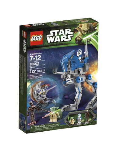 LEGO Star Wars AT-RT 75002  並行...