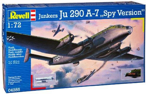 1/72 ドイツレベル ユンカースJu290A-7 攻撃機 (R04285)