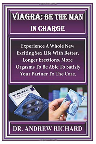 Viagra: Be The Man In Charge