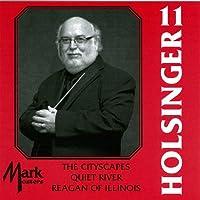 デイヴィッド・R. ホルジンガー作品集 Vol. 11 The Symphonic Wind Music of David R. Holsinger Vol. 11