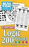 USA TODAY Everyday Logic: 200 Puzzles (USA Today Puzzles)