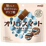 明治 オリゴスマート ミルクチョコレート パウチ 35g×8袋