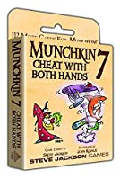 Munchkin 7 - Cheat With Both Hands 【You&Me】 [並行輸入品]