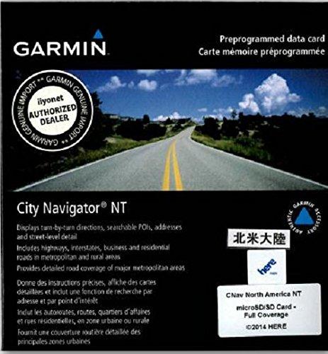 [ガーミン/GARMIN]  CityNavigator 北...