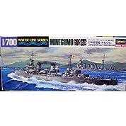 ハセガワ 1/700 ウォーターラインシリーズ 峯雲 駆逐艦 #412