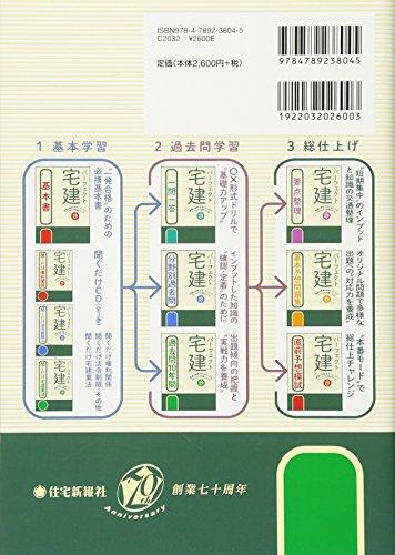 画像: 平成29年版パーフェクト宅建 過去問10年間 (パーフェクト宅建シリーズ)