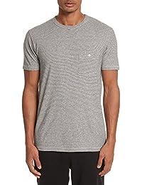 (トッド スナイダー) TODD SNYDER メンズ トップス Tシャツ Microstripe Pocket T-Shirt [並行輸入品]