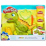 Play-Doh Play Doh - Chompasaurus Rex Playset - inc 4 Cans of Dough & Accessories - Creativity Toys - Ages 3+