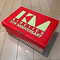 ベアブリック KINETICS 5th ANNIVERSARY キネティックス 5周年記念 BERBRICK 400 100% 2体セット 限定 完売