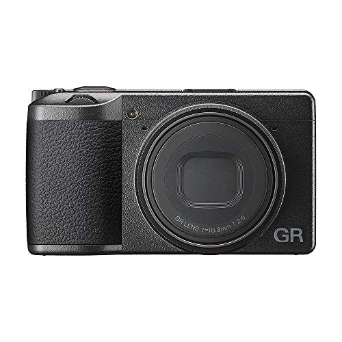 RICOH デジタルカメラ GRIII APS-CサイズCMOSセンサー リ...
