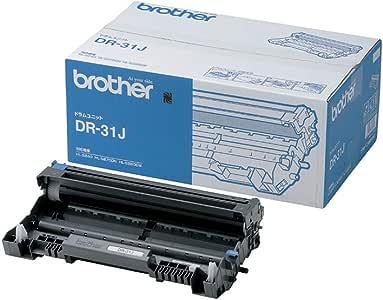 【brother純正】ドラムユニット DR-31J 対応型番:HL-5280DW、HL-5250DN、HL-5270DN、HL-5240、MFC-8870DW、MFC-8660DN 他