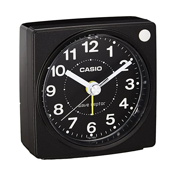 カシオ コンパクトサイズ電波時計の商品画像