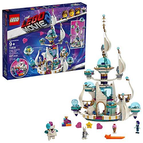 レゴ(LEGO) レゴムービー わがまま女王の「あんまり意地悪じゃない」スペース寺院 70838