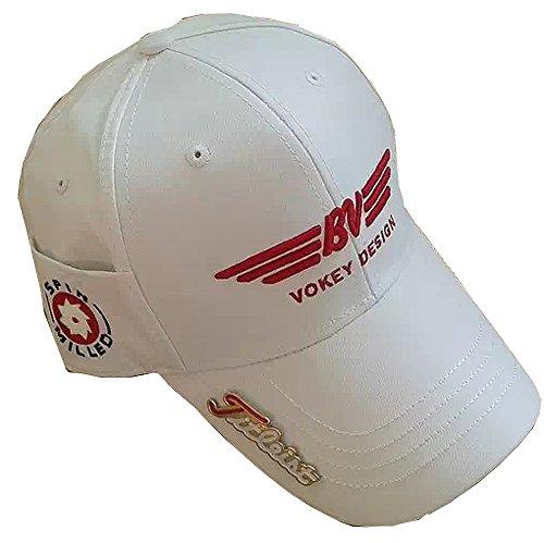 【即納 新品】タイトリスト レインキャップ/ 白★ボーケイ 帽子 ゴルフ用品 デザイン・ メンズウエア/ゴルフ キャップ/ゴルフ 帽子 [並行輸入品]