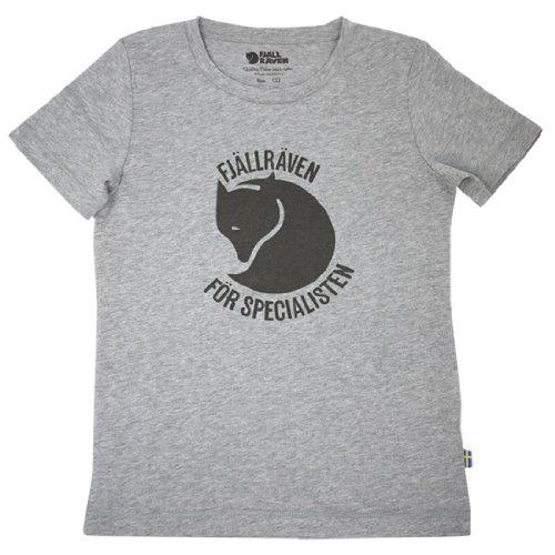 フェールラーベン フォックスオーガニックTシャツ キッズ