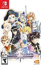 Tales of Vesperia - Definitive Edition (輸入版:北米) - Switch