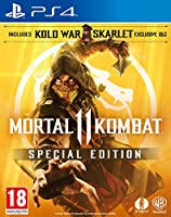 Mortal Kombat 11 Special Edition (PS4) - Imported Item.