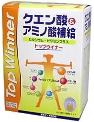 クエン酸&アミノ酸補給 トップウィナー 5g×30袋