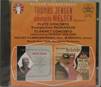 Nielsen;Flute/Clarinet Conc
