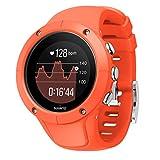 スント(SUUNTO) 腕時計 スパルタン トレーナー リストHR コーラル 5気圧防水 GPS 心拍/速度/距離/高度計測 [日本正規品 メーカー保証2..
