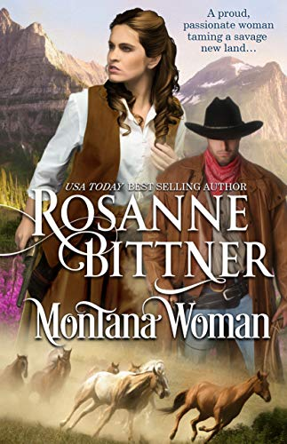 Montana Woman (English Edition)