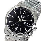 セイコー5 逆輸入モデル SEIKO5 機械式(自動巻き) SNKM57K1 [海外輸入品] メンズ 腕時計 時計