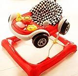 ストッパー付き 歩行器 F1 Baby Walker 歩行器 ベビーウォーカー ベビー