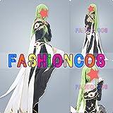 女性Mサイズ HOA027 コードギアス 反逆のルルーシュ CLAMP画集版 C.C. シーツー コスプレ衣装