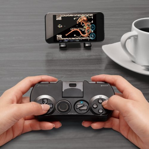 SHINTEC SMACON Android/PC対応 ゲームコントローラー