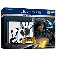Sony PlayStation 4 Pro DEATH STRANDING Limited Edition Bundle (1TB) PlayStation 4