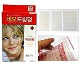 ハイドロコロイドラウンドの新しい包帯包帯 10BOX (71Count/Box) / New Dressing Bandage of Hydrocolloid round 10BOX (71Count/Box) / 瘢痕管理、アクネバンド / Scar management, Acne band / 韓国製 / made in korea [並行輸入品]