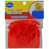 ゆうパケット配送 ミッキーマウス トーストスタンプ 11702【Disney ミッキー 食器 キッズ パン 朝食】【即日・翌日発送】