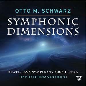 Symphonic Dimensions: D.h.rico / Bratislava So