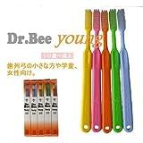 BeeBrand Dr.BEE 歯ブラシヤング かため