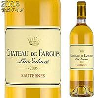 シャトー・ド・ファルグ 2003 750ml 貴腐ワイン ソーテルヌ リュル・サリュース
