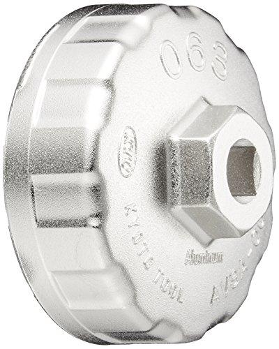 KTC(ケーテーシー) カップ型オイルフィルターレンチ AVSA-063