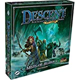 Descent 2nd Edition Mists of Bilehall Strategy Game