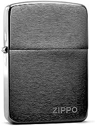 ZIPPO 1941復刻版 ブラックアイス #24485