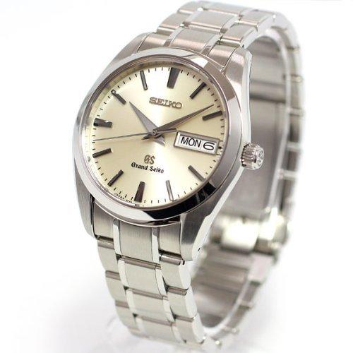 グランドセイコー 腕時計 メンズ GRAND SEIKO クォーツ SBGT035