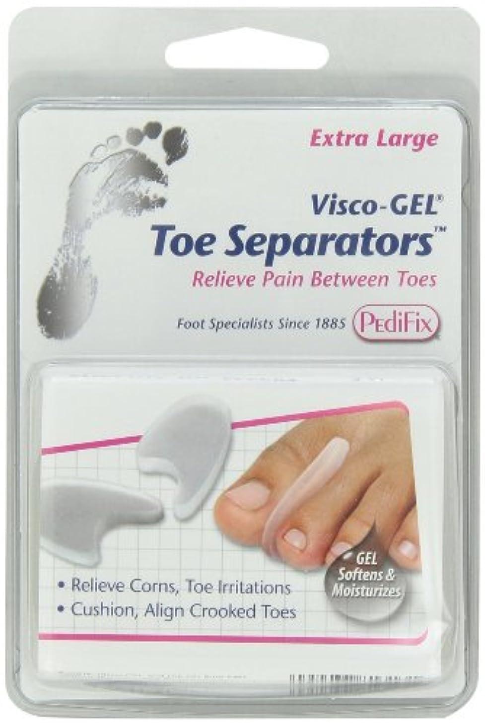 フレット暗記する葉を拾う足指セパレーター ジェル製(P31-XL)