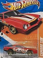 HOT WHEELS ホットウィール camaro Z28 カマロ レッド #72