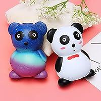 maubhya Squishyパンダジャンボ12 cm Slow RisingソフトKawaii Cuteコレクションギフト装飾おもちゃwith Packing