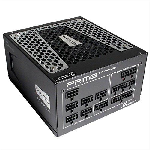オウルテック 80PLUS Titanium取得 Skylake対応 ATX電源ユニット 12年間交換保証 フルモジュラーケーブル Seasonic PRIMEシリーズ 650W