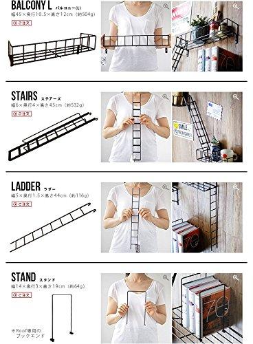 ファイヤーエスケープ ステアーズ FIRE ESCAPE Stairs