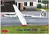 KPモデル 1/72 オリカン VSO-10C グラディエントグライダー プラモデル KPM0135