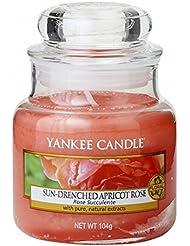 ヤンキーキャンドル( YANKEE CANDLE ) YANKEE CANDLEジャーS 「 サンドレンチドアプリコットローズ 」K00305316