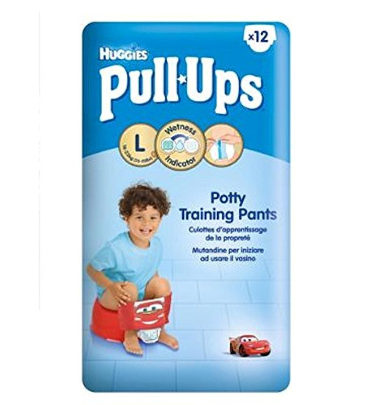 満了ペーストスチュワーデスHuggies? Pull-Ups? Disney-Pixar Cars Boy Size 6 Potty Training Pants - 1 x 12 Pants - Huggies?プルUps?ディズニー?ピクサー...