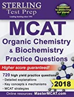 Sterling Test Prep MCAT Organic Chemistry & Biochemistry Practice Questions: High Yield MCAT Practice Questions with Detailed Explanations [並行輸入品]