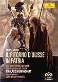 モンテヴェルディ:歌劇《ウリッセの帰還》 [DVD]